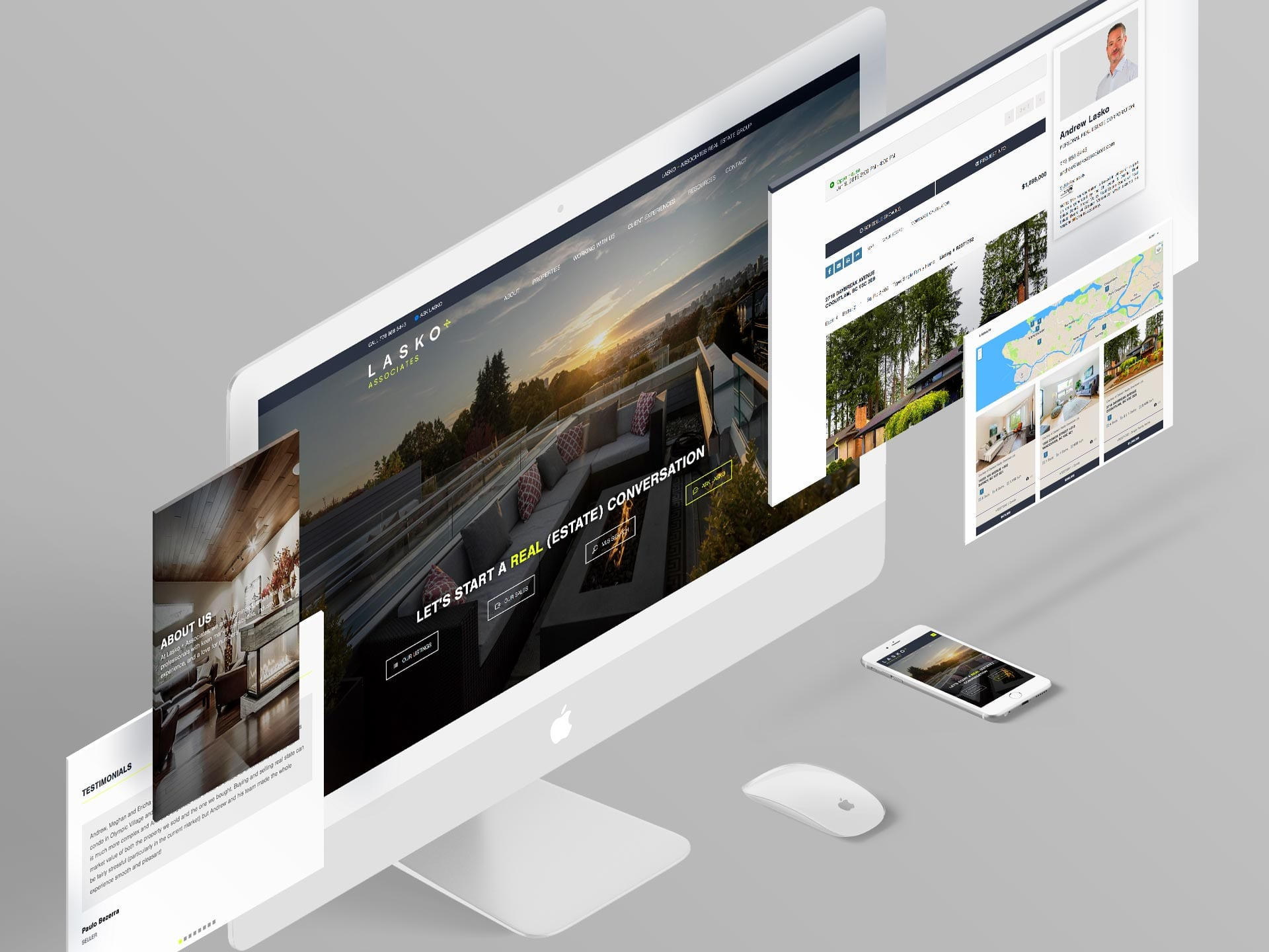 Y5 Creative Case Studies 2019 Website 1 Lasko And Associates Real Estate Group