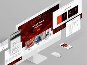 Y5 Creative Case Studies Forte Training 2019 Website Home