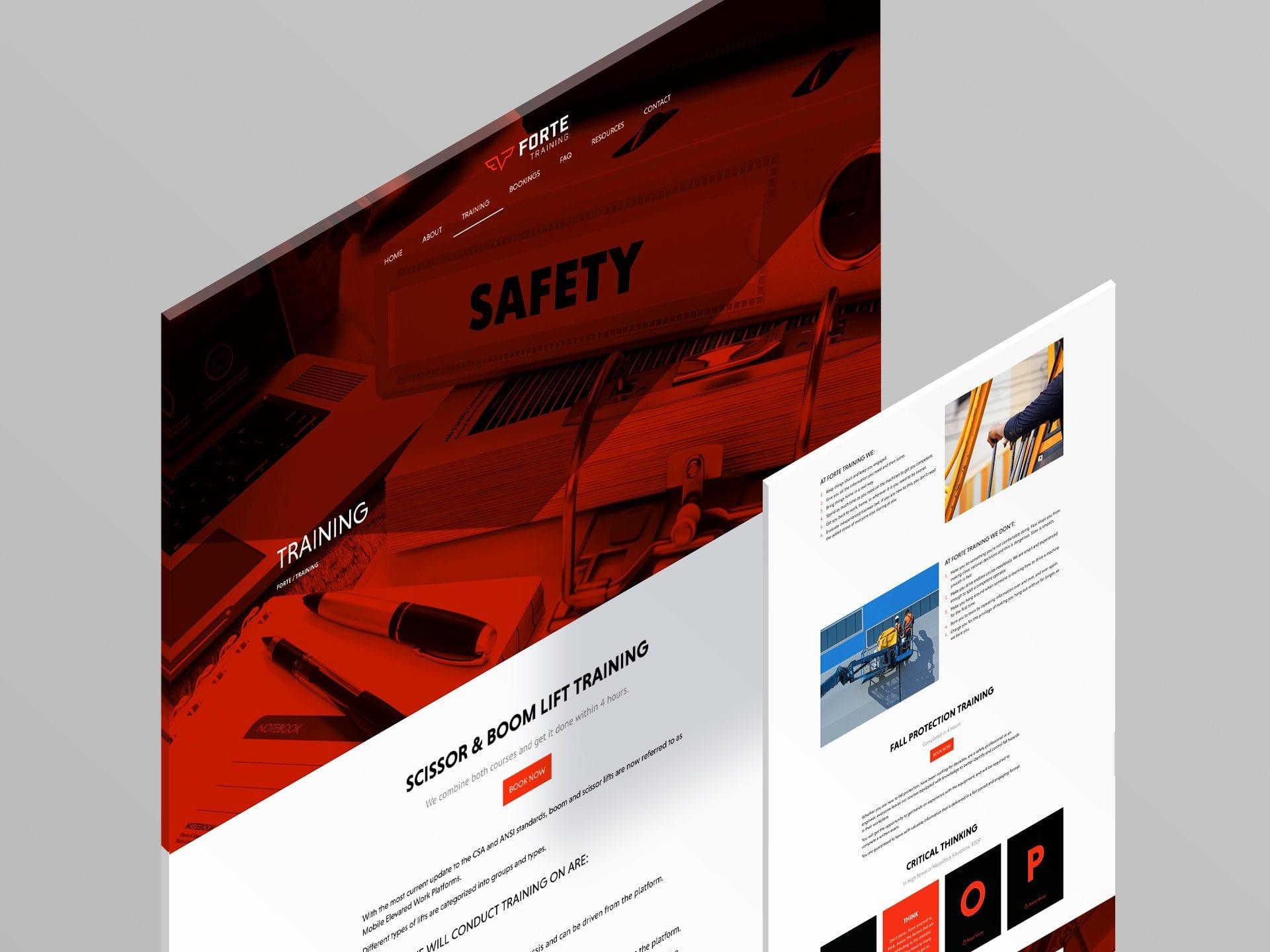 Y5 Creative Case Studies Forte Training 2019 Website Inner