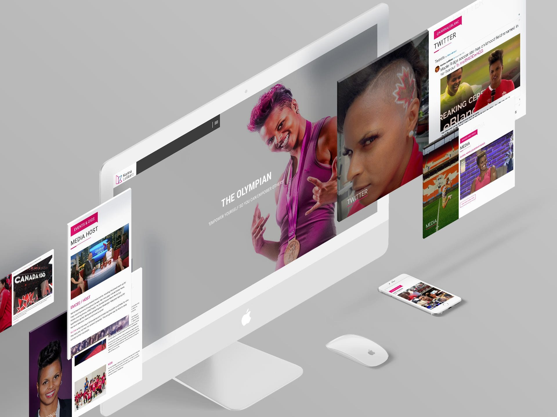 Y5 Creative Case Studies Karina LeBlanc Website 2019