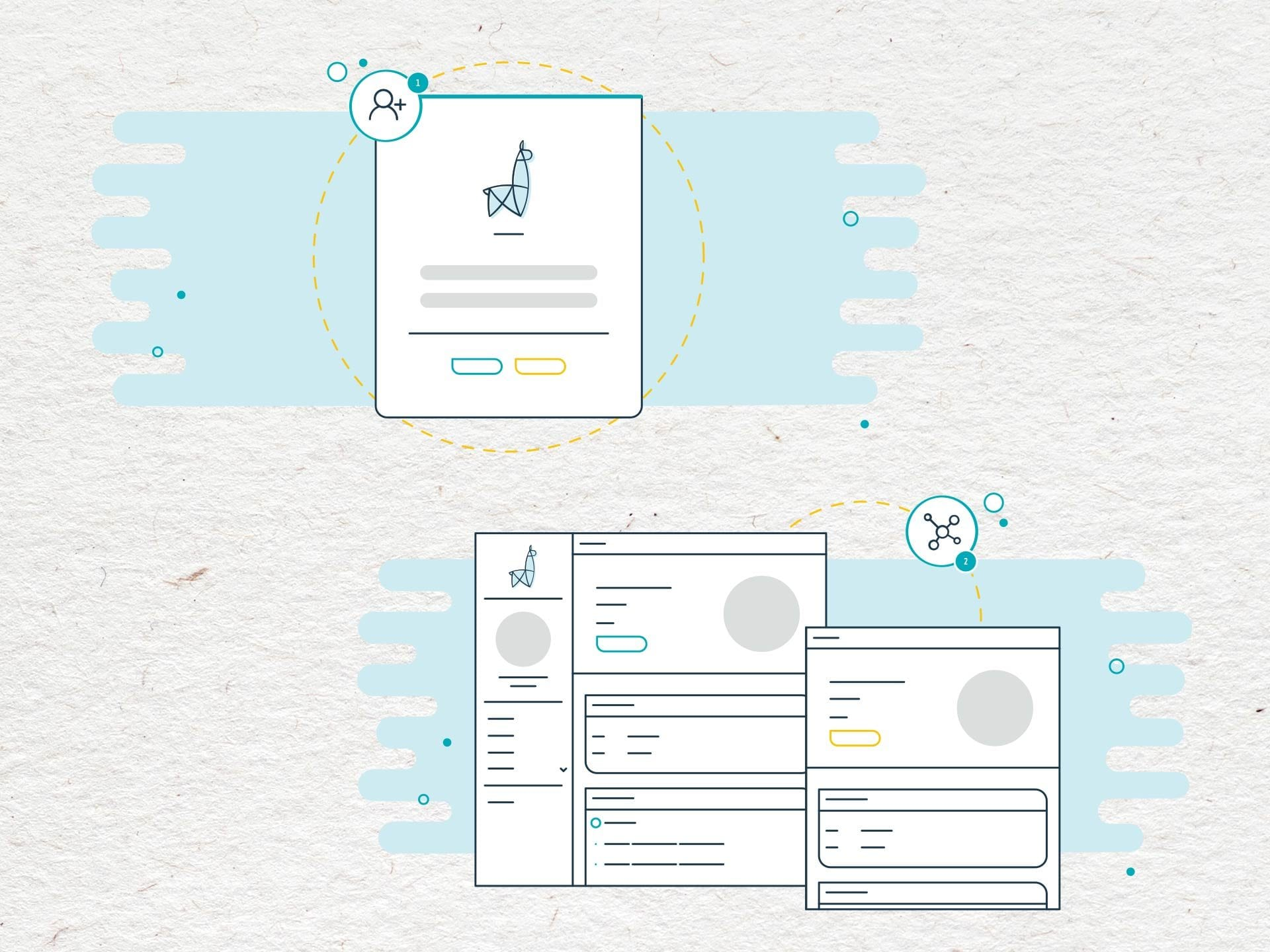 Y5 Creative Case Studies LlamaLink Infographics 1 2019