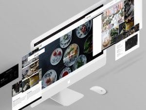 Y5 Creative Case Studies Olive Wild Website 2019