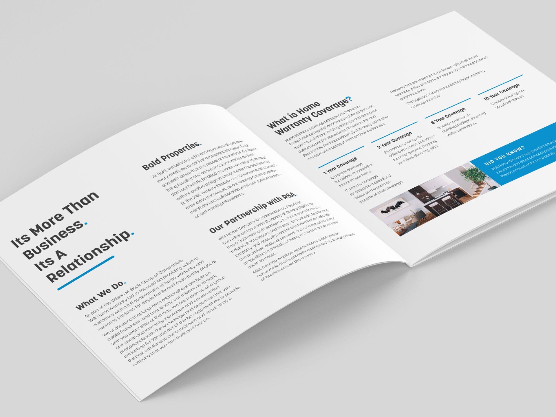 Y5 Creative Case Studies WBI Home Warranty Brochure 1 2019