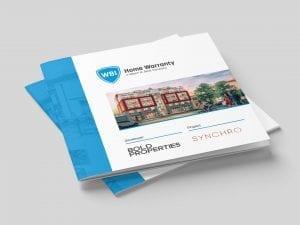 Y5 Creative Case Studies WBI Home Warranty Brochure 2 2019