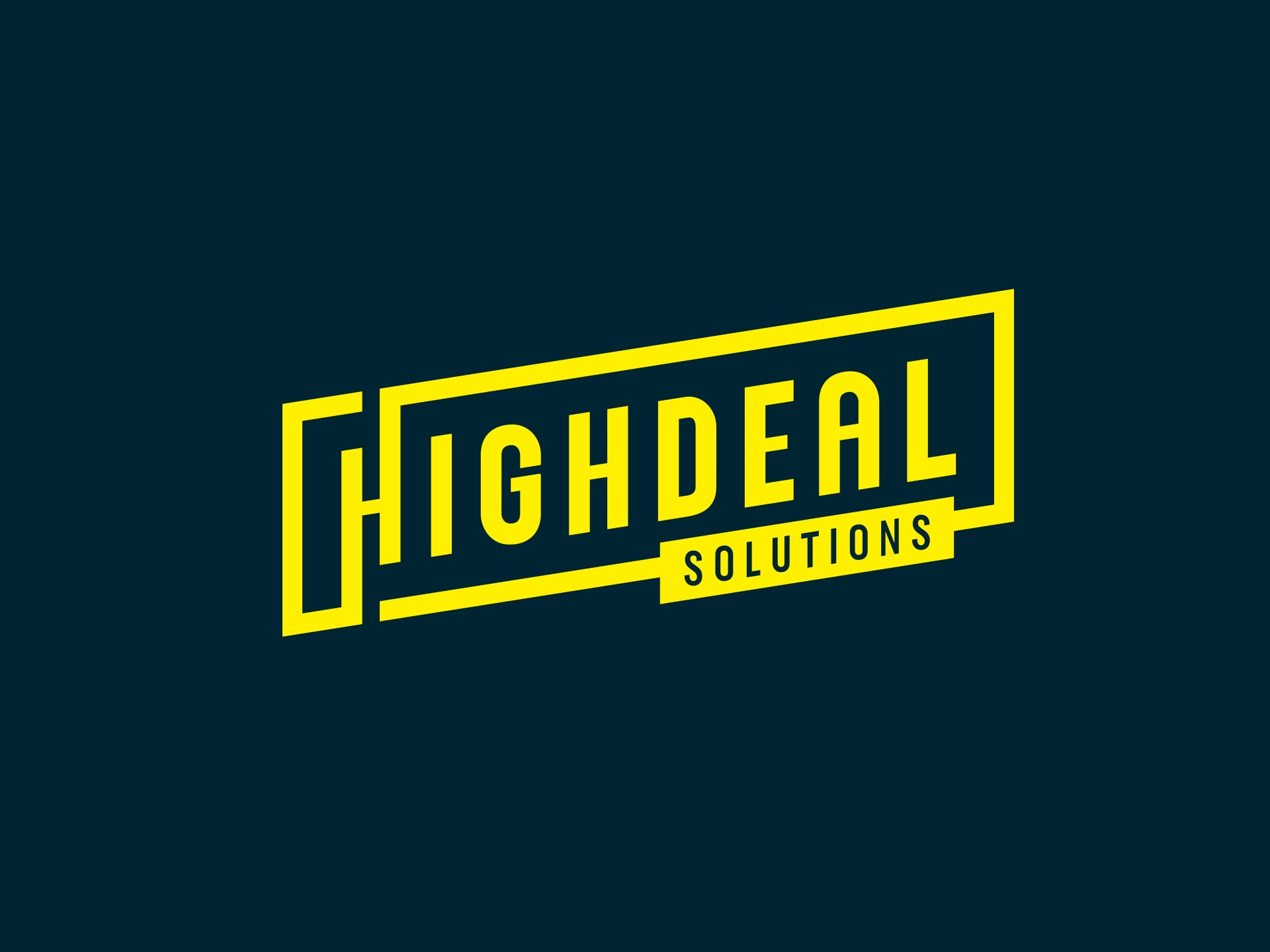 Y5 Creative Case Studies Emerging Markets Highdeal Solutions Logo 1