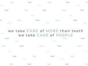 Y5 Creative Case Studies Hupfau Dental Slogan