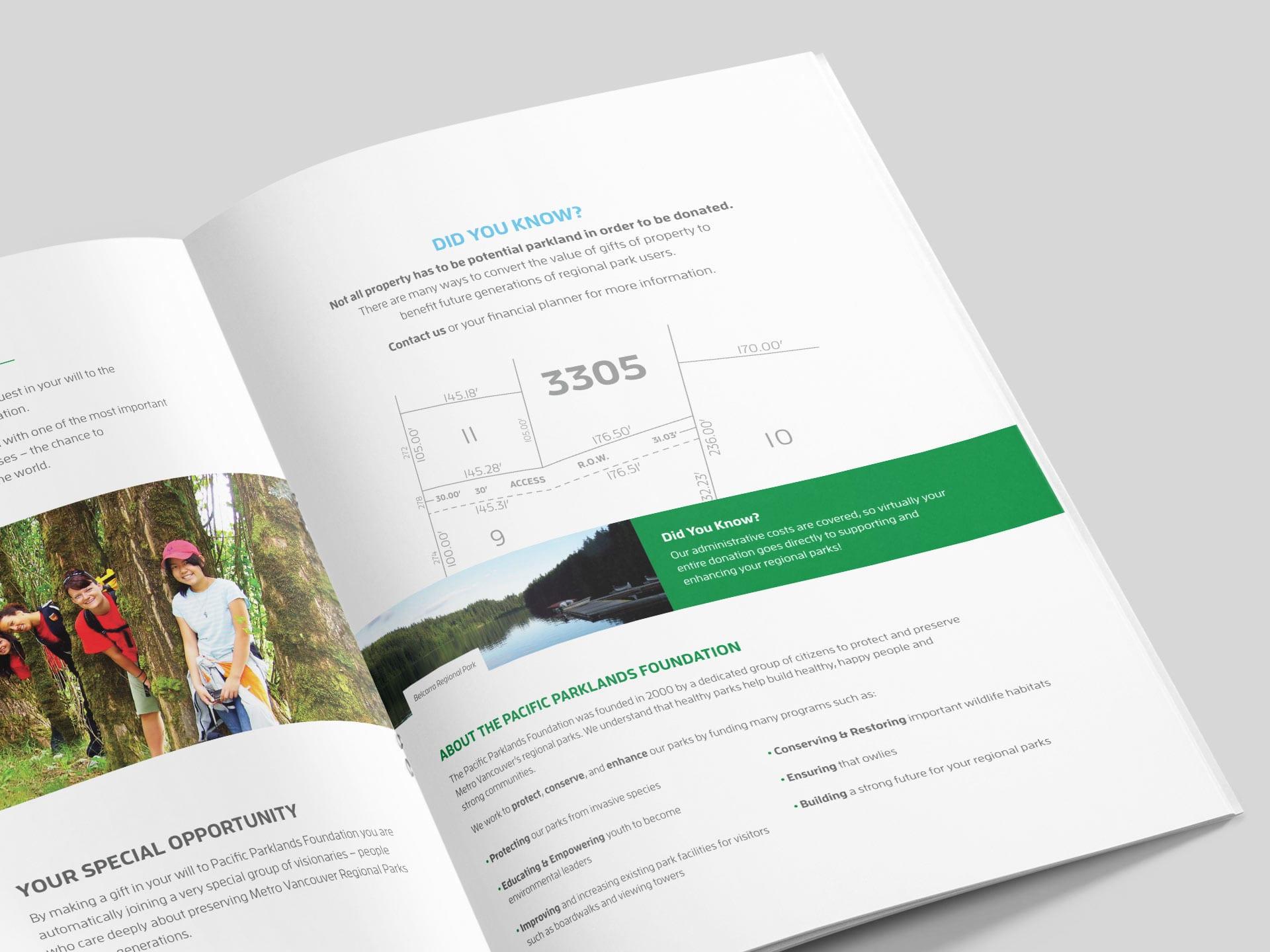 Y5 Creative Case Studies Pacific Parklands Legacy Booklet 2