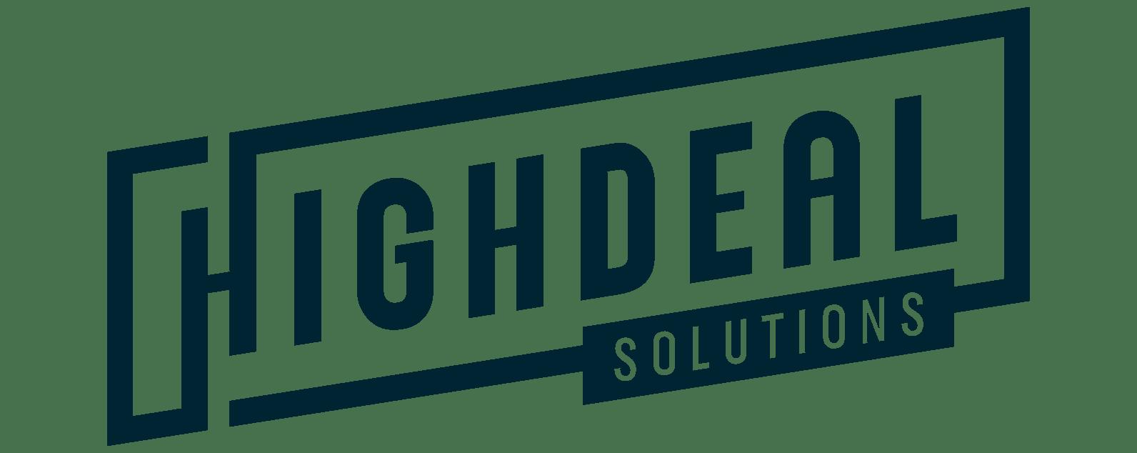 Y5 Creative Case Studies Logo Highdeal Solutions